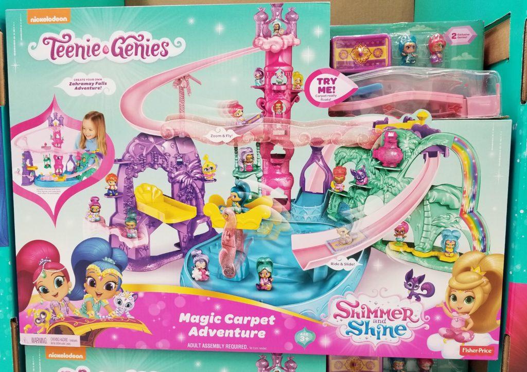 Walmart Shimmer And Shine Teenie Genies Magic Carpet